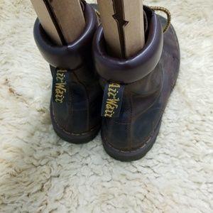Dr. Martens Shoes - Brown Boots